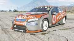 Ford Falcon V8 Supercar (FG) Team Vodafone для GTA 5
