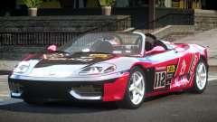 2005 Ferrari 360 GT L5 для GTA 4