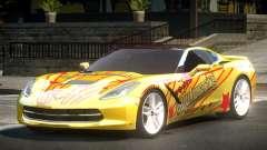 Chevrolet Corvette Z51 GT L5 для GTA 4