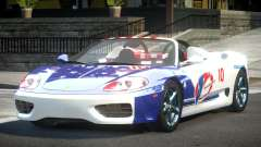 2005 Ferrari 360 GT L1 для GTA 4
