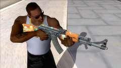 CSGO AK-47 Jet Set для GTA San Andreas