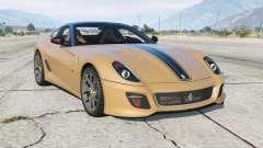 Ferrari 599 GTO 2010 для GTA 5