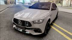 Mercedes-Benz E63S AMG 2020