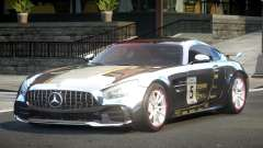 Mercedes-Benz AMG GT L3 для GTA 4