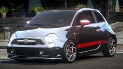 Fiat Abarth Drift для GTA 4