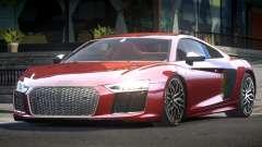 Audi R8 SP Racing для GTA 4