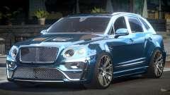 Bentley Bentayga EXP 9F для GTA 4