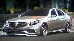 Mercedes-Benz S63 Brabus для GTA 4