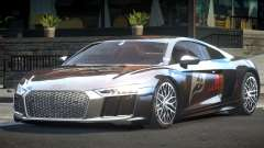 Audi R8 SP Racing L3 для GTA 4