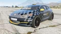 Renault Megane R.S. N4 2011 для GTA 5