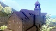 SOIO Conradinum School Building для GTA San Andreas