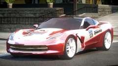 Chevrolet Corvette Z51 GT L9 для GTA 4