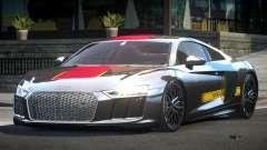 Audi R8 SP Racing L5 для GTA 4