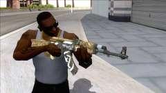 CSGO AK-47 Wasteland Rebel для GTA San Andreas