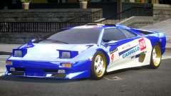 Lamborghini Diablo GS L2 для GTA 4