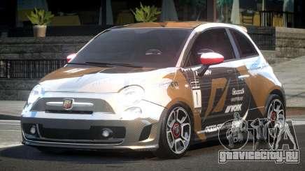 Fiat Abarth Drift L1 для GTA 4