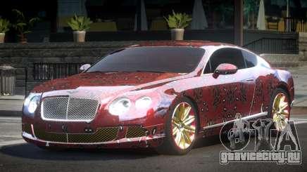 Bentley Continental GT Drift L8 для GTA 4