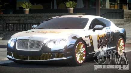 Bentley Continental GT Drift L3 для GTA 4