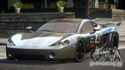Ascari A10 GT Sport L10 для GTA 4