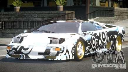 Lamborghini Diablo GS L7 для GTA 4