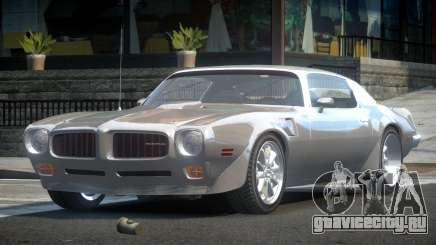 1970 Pontiac Firebird для GTA 4