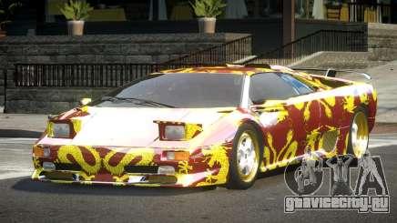 Lamborghini Diablo GS L3 для GTA 4