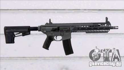 M13-MCX VIRTUS Assault Rifle для GTA San Andreas