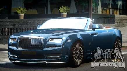 Rolls-Royce Dawn Onyx для GTA 4