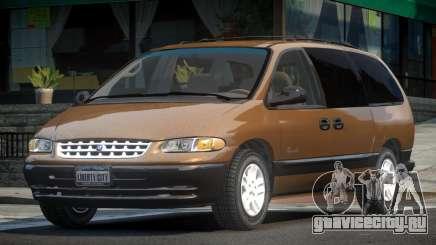 1998 Plymouth Grand Voyager для GTA 4