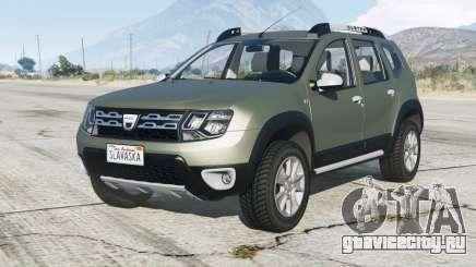 Dacia Duster 2013 для GTA 5