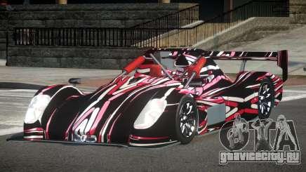 Radical SR3 Racing PJ9 для GTA 4