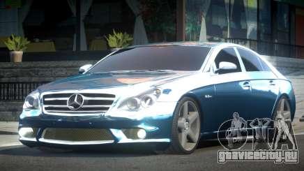 Mercedes-Benz CLS 63 GST для GTA 4