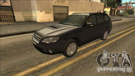 2008 Subaru Outback для GTA San Andreas
