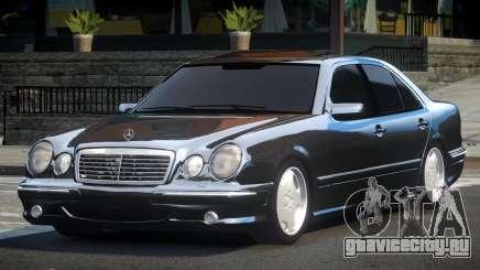 2002 Mercedes-Benz E55 для GTA 4
