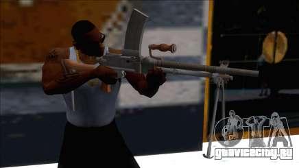 Rising Storm 1 Type-96 MG для GTA San Andreas