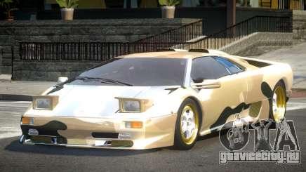 Lamborghini Diablo GS L5 для GTA 4