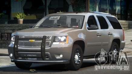 Chevrolet Tahoe GMT900 2007 FIB для GTA 4