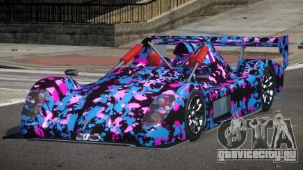 Radical SR3 Racing PJ7 для GTA 4