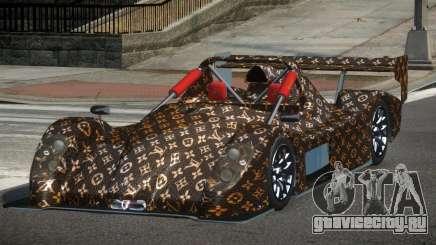 Radical SR3 Racing PJ1 для GTA 4