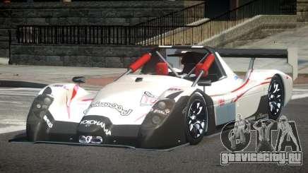 Radical SR3 Racing PJ6 для GTA 4