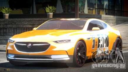 Buick Avista R-Tuned L1 для GTA 4