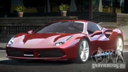 2015 Ferrari 488 для GTA 4