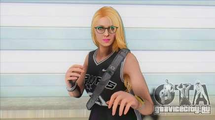 GTA Online Skin Ramdon Female Outher 4 V2 для GTA San Andreas