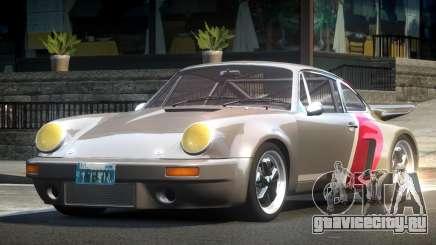 Porsche 911 Cyberpunk 2077 для GTA 4