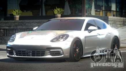 Porsche Panamera GS для GTA 4