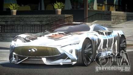 Infiniti Vision GT SC L2 для GTA 4