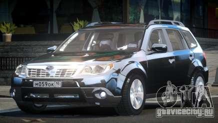 Subaru Forester XT для GTA 4