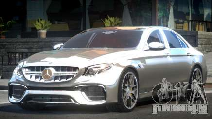 Mercedes Benz E63S AMG для GTA 4
