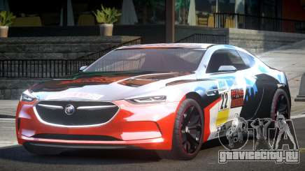 Buick Avista R-Tuned L5 для GTA 4