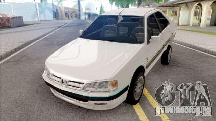Peugeot Pars ELX для GTA San Andreas